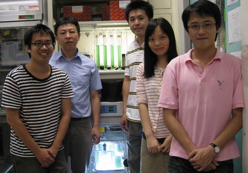 NYMU Genome-Based Bioenergy Team developed Enhanced CO2 Capturing Microalgae