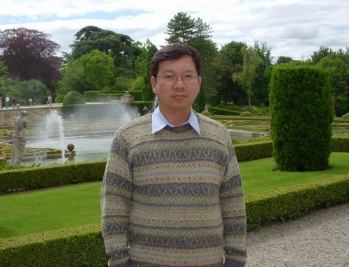 Professor Hsieh receives National Chair Professorship Awards.